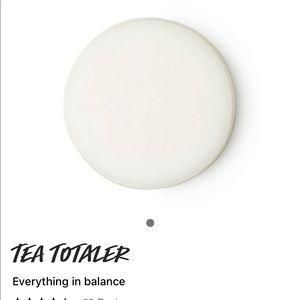 LUSH Tea totaler cleansing balm